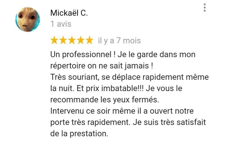 Serrurier Marseille 16ème arrondissement