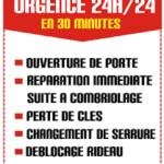 Serrurerie Cinq Avenues 13004 & 4eme arrondissement