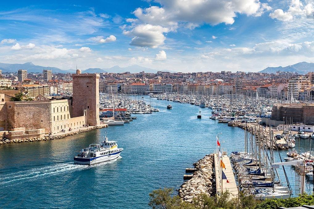 Zone d'intervention serrurier Marseille