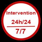 24h24-7j7 Intervention rapide à Sainte Marguerite